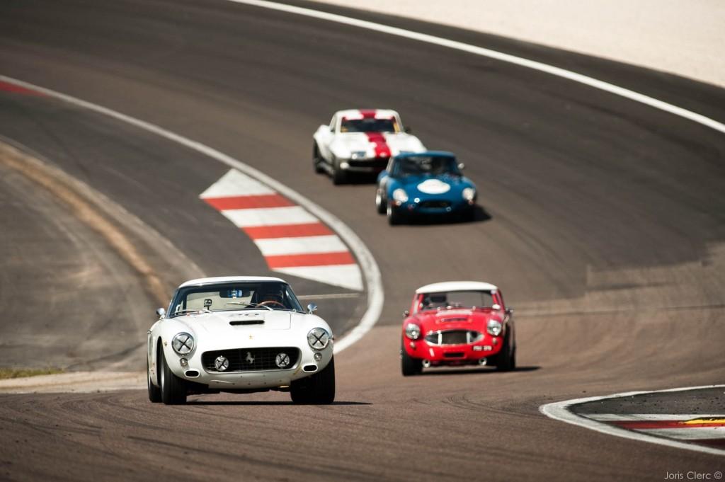 Grand Prix de l'Âge d'Or - Ferrari 250 GT SWB & cie