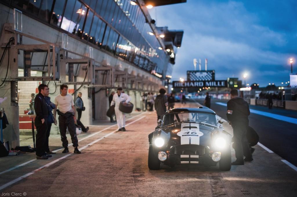 Le Mans Classic - AC Cobra