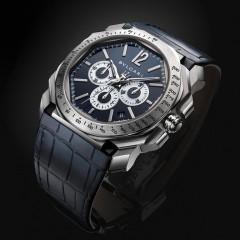 Bulgari Octo Maserati : Chronographe pour un anniversaire conjoint