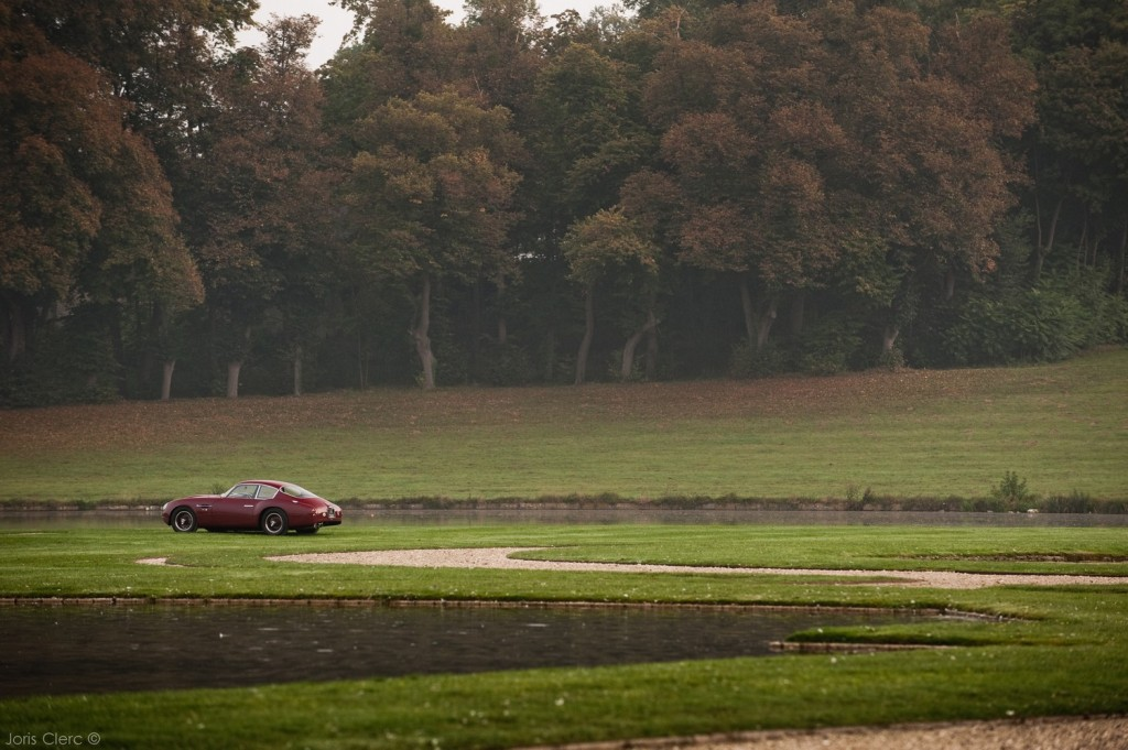 Chantilly Arts & Elegance - Aston Martin DB4 GTZ