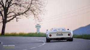 Porsche 906 - Tour Auto 2014