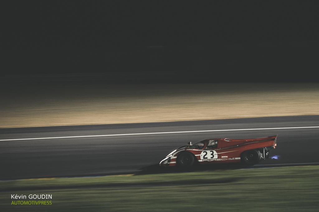 Porsche 917 - Le Mans Classic 2014 - Tertre Rouge