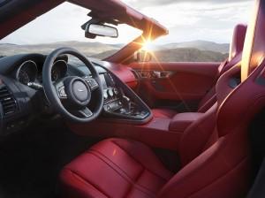 Jaguar F-Type Roadster V8R 550 ch