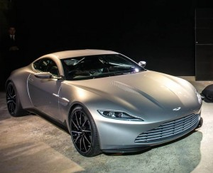 Aston Martin DB10 James Bond - Spectre