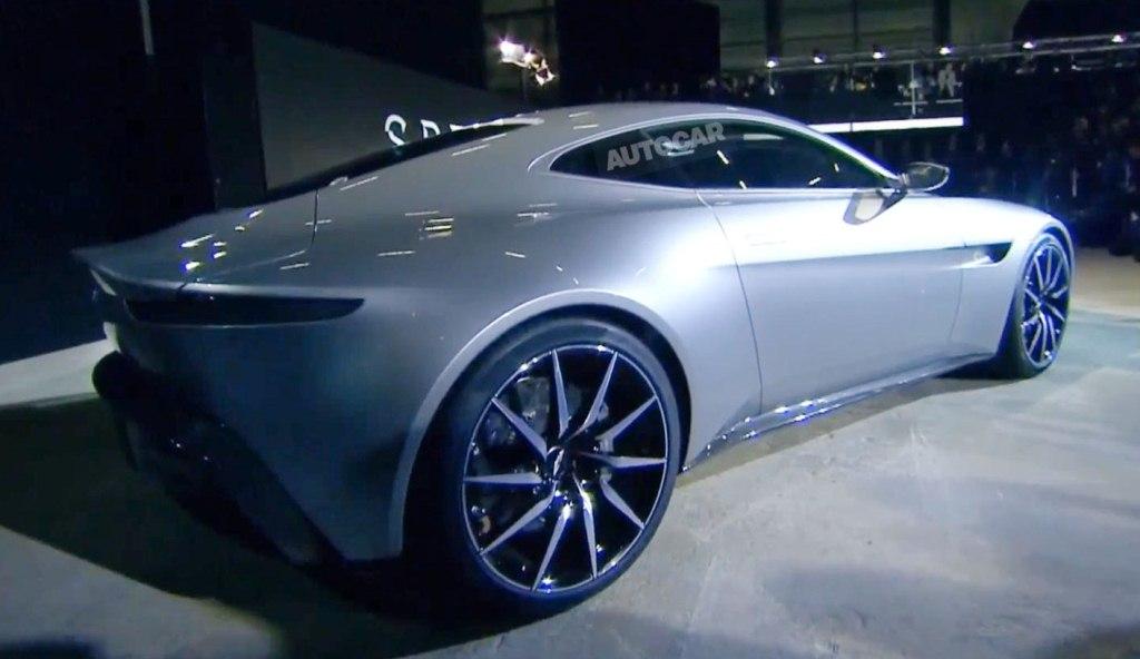 Aston Martin DB10 James-Bond 5