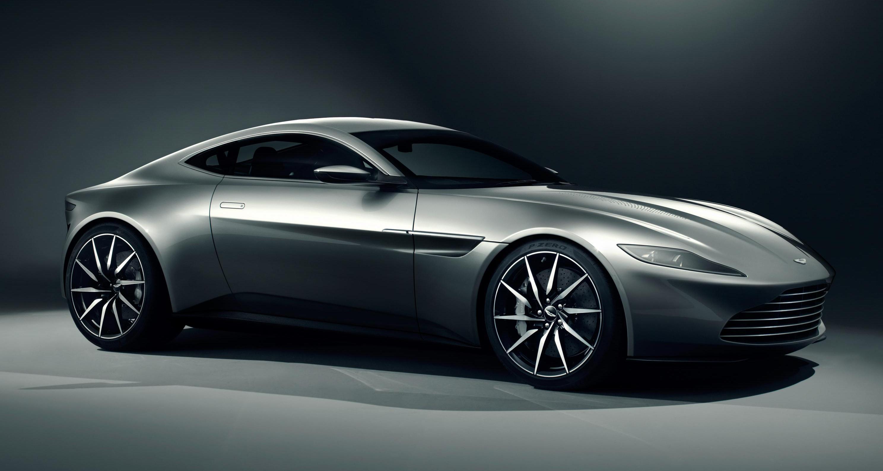 Aston Martin DB10 James Bond - Spectre