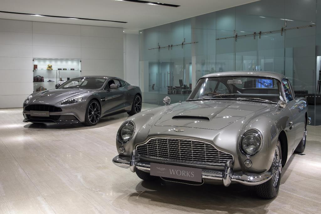 Aston Martin Works 60th anniversary 03