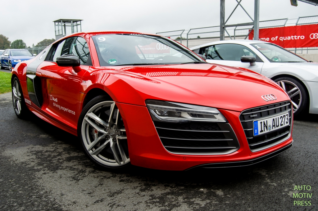 Audi R8 V10 Plus & GT