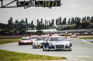 Blancpain Sprint Series 2014 - Nogaro