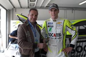 Montre GTO - Hugo Valente - WTCC