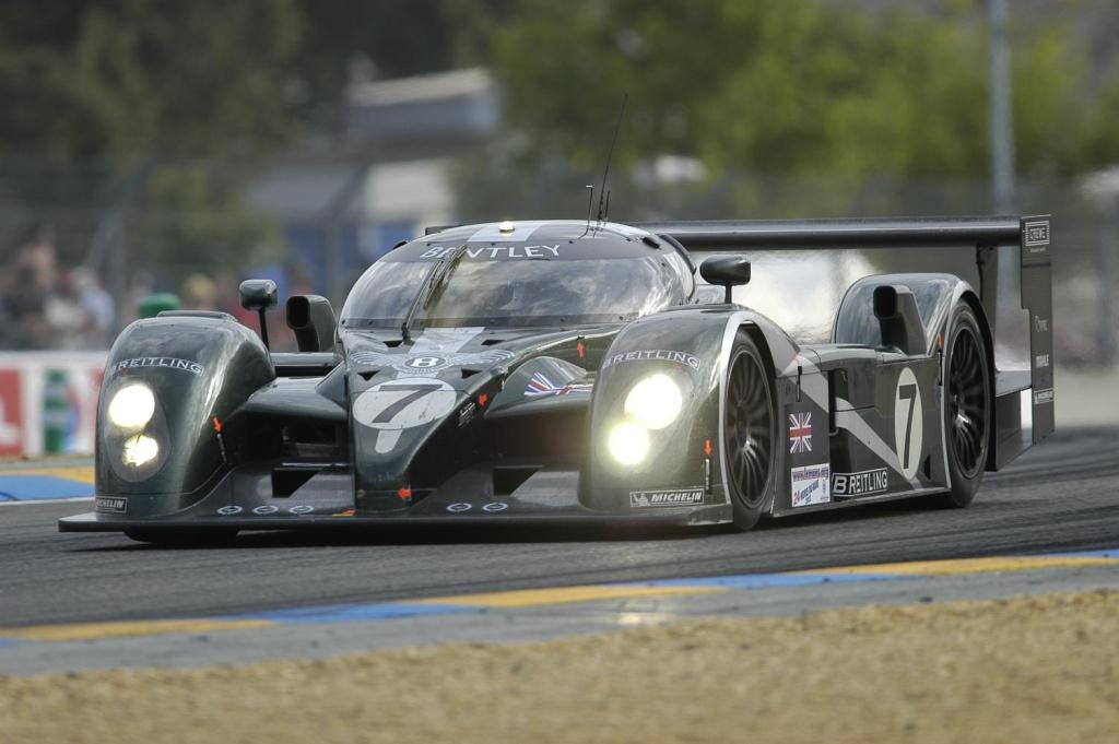 Le Mans icon Bentley Speed 8