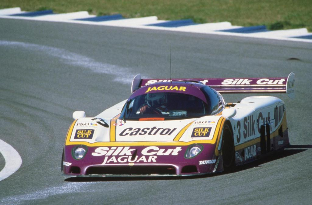 Le Mans icon Jaguar XJR9