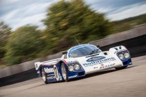 London Classic Car Show 2015 - Porsche 962