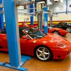 Garage Calderoni : Les Gones déménagent