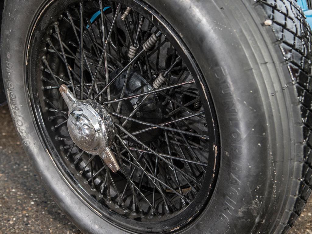Delahaye 135 S ex-Jean-Philippe Peugeot - RM Auctions Rétromobile 2015
