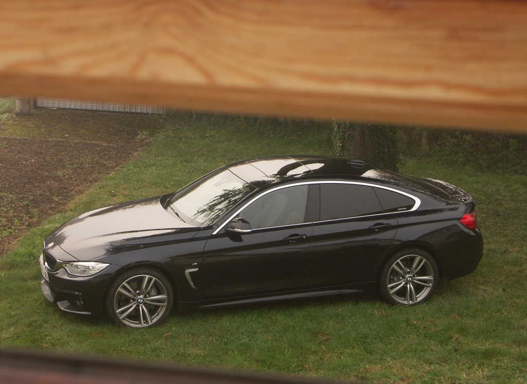 BMW 435i Gran Coupé