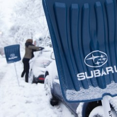 La mauvaise météo comme argument commercial ? Pour Subaru Canada, oui !