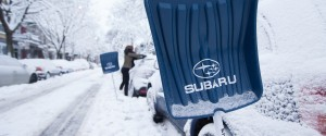 Subaru publicité Quebec 2015 - Agence Rinaldi