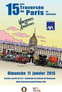 La traversée de Paris 2015