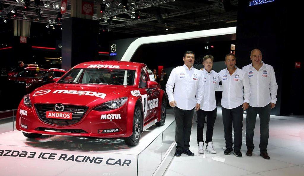 Mazda Trophée Andros 2015