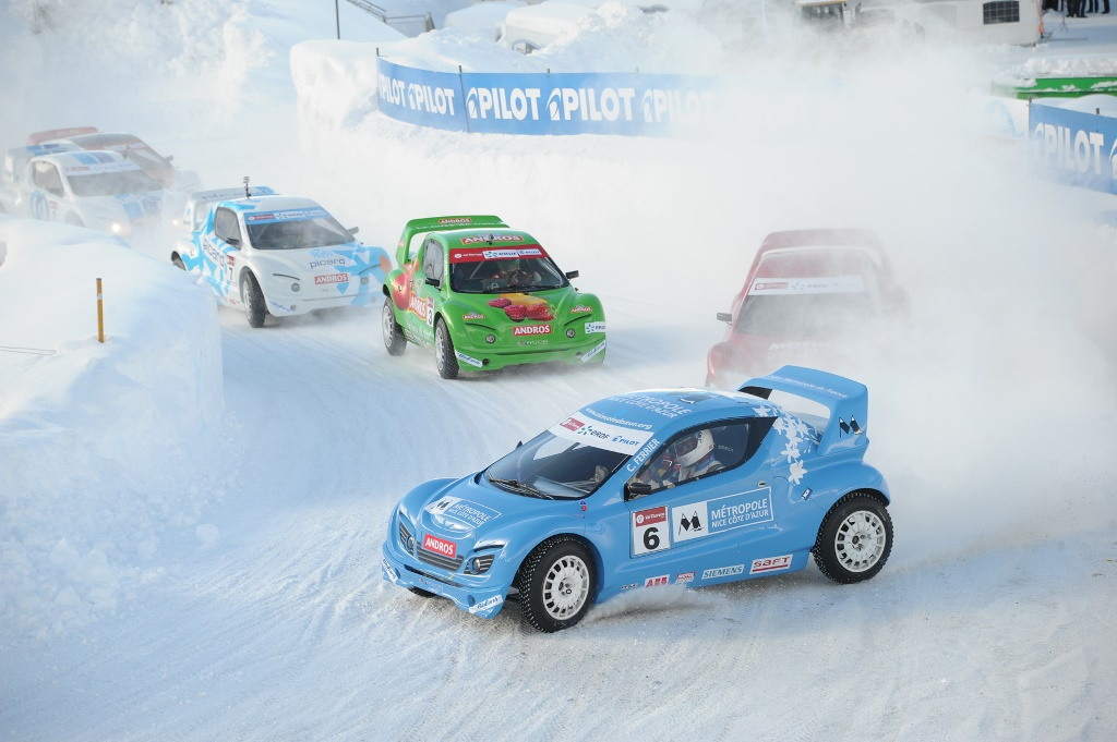 TROPHEE ANDROS / DIMANCHE 9 DECEMBRE 2012 / VAL THORENS / PHOTO BRUNO BADE /