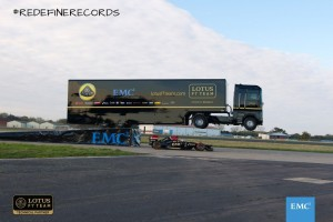 Lotus F1 Team : les adieux à Renault by EMC