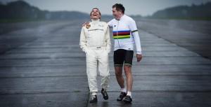 Jacky Ickx et Eddy Merckx s'exposent à Bruxelles