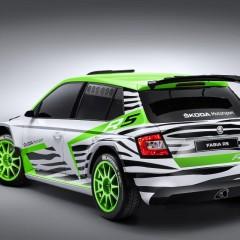 Skoda Fabia R5, destination le WRC 2
