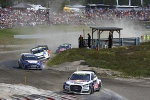 Championnat du monde de Rallycross 2014