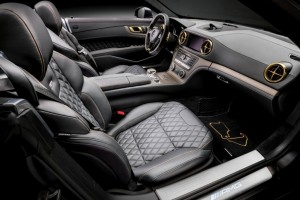 Mercedes SL63 AMG World Champion Edition 2014