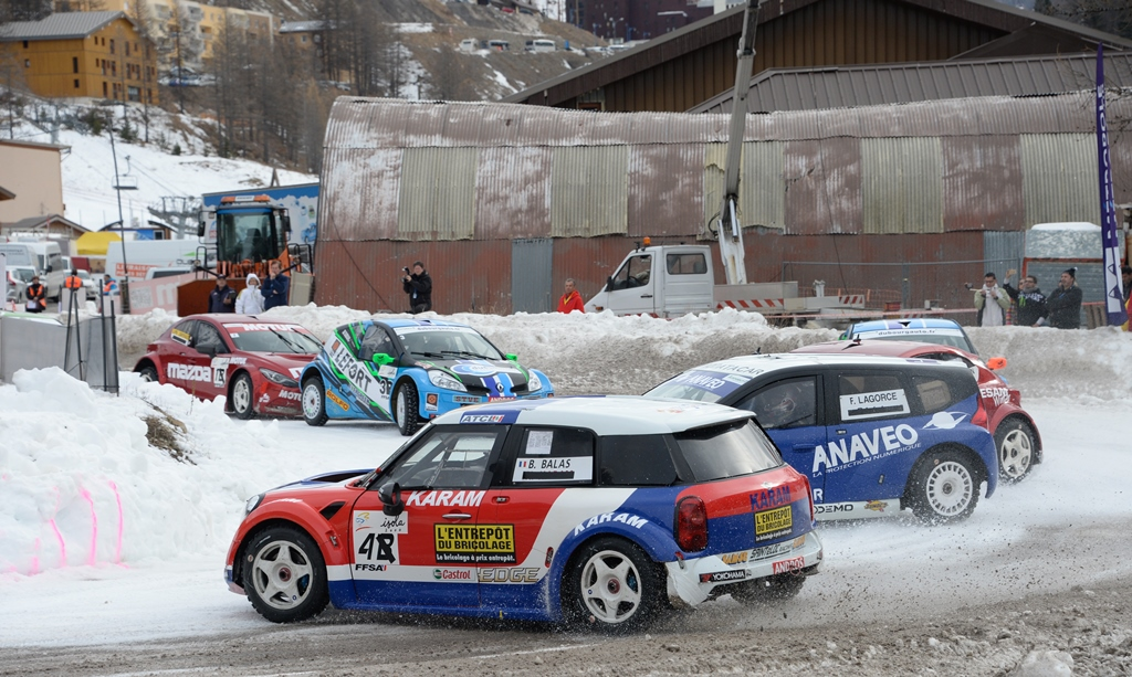 Trophée Andros 2015 - Isola 2000