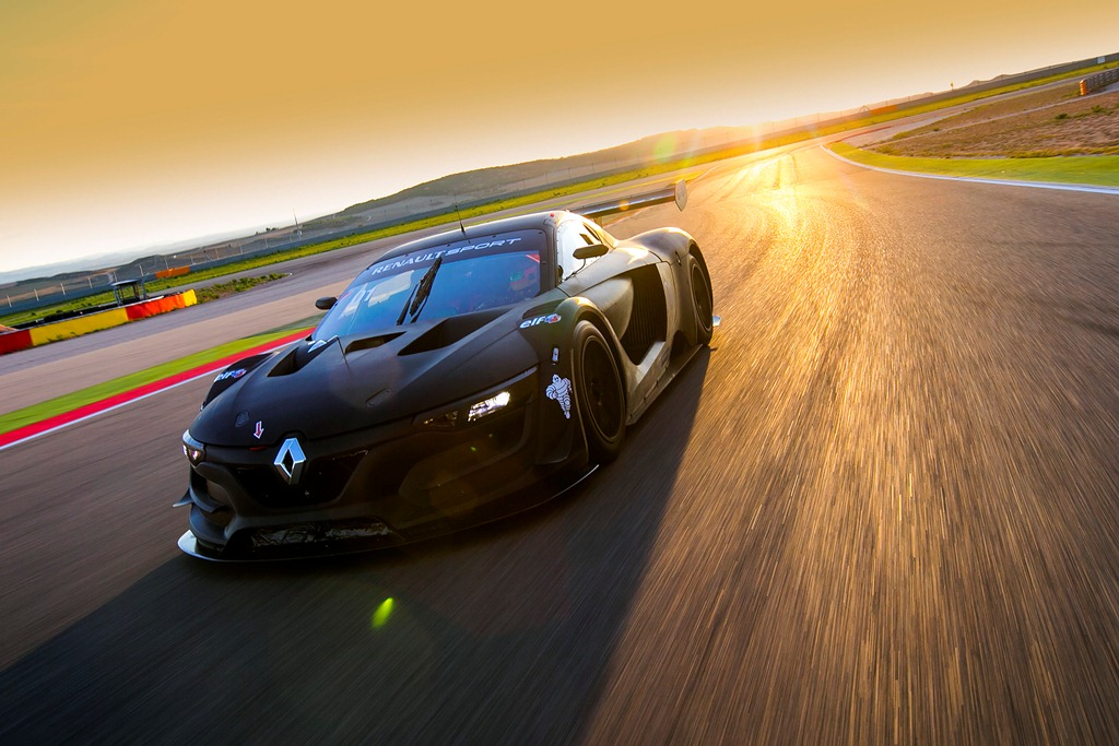 Renault Sport Technologies RS01 Tests at Motorland, Spain from November 5th to 7th. Photo Jean Michel Le Meur / DPPI
