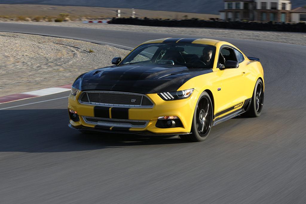 Shelby GT 2015