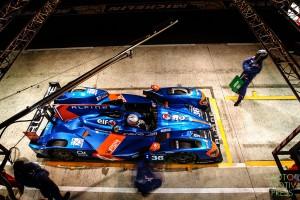 24 Heures du Mans 2014 - Alpine - Sébastien Gaudin