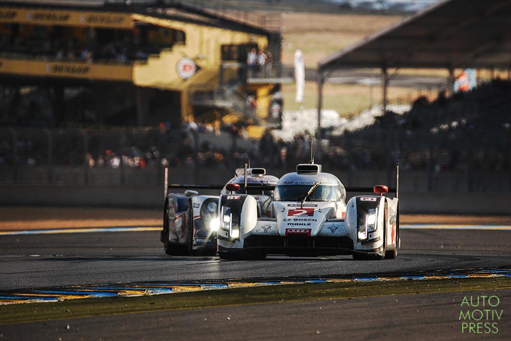 24 Heures du Mans 2014 - Audi - Sébastien  Gaudin
