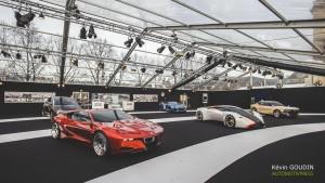 Festival Automobile International 2015 - Kevin Goudin