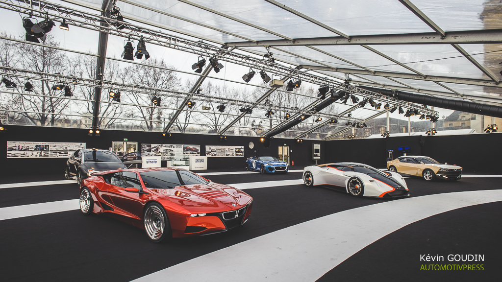Festival Automobile International 2015 - Kevin Goudin