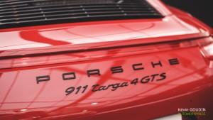 Festival Automobile International 2015 - Porsche 911 GTS Targa
