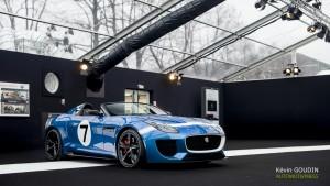 Festival Automobile International 2015 - Kevin Goudin - Jaguar Project7