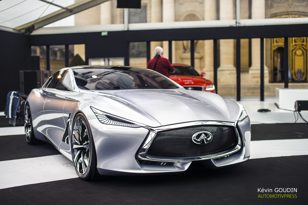 Festival Automobile International 2015 - Kevin Goudin - Infiniti Q80