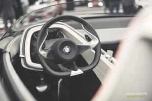 Festival Automobile International 2015 - Kevin Goudin - BMW Vision ConnectedDrive