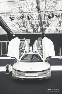 Festival Automobile International 2015 - Kevin Goudin - Volkswagen XL1