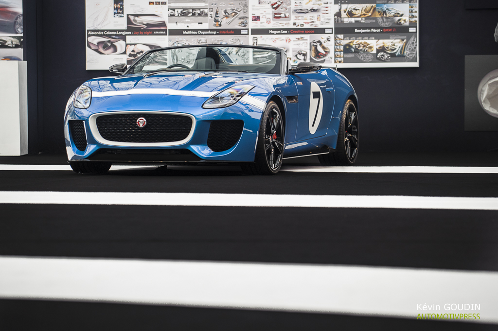 Festival Automobile International 2015 - Kevin Goudin - Jaguar Project7