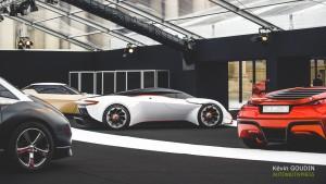 Festival Automobile International 2015 - Kevin Goudin - Aston Martin DP100