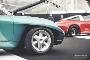 Festival Automobile International 2015 - Kevin Goudin - Porsche 911 Panamerica