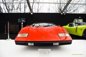 Festival Automobile International 2015 - Kevin Goudin - RM Auctions - Lamborghini Countach LP 400S