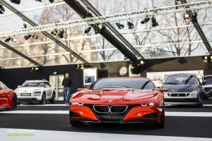 Festival Automobile International 2015 - Kevin Goudin - BMW M1 Hommage