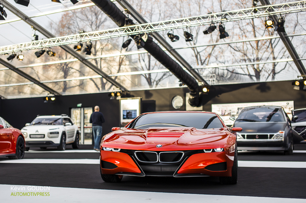 Festival Automobile International 2015 - Kevin Goudin - BMW M1 Hommage