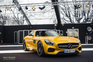 Festival Automobile International 2015 - Kevin Goudin - Mercedes AMG GT