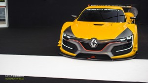 Festival Automobile International 2015 - Kevin Goudin - Renault Sport R.S. 01